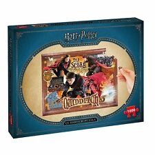 Harry Potter Jigsaw Puzzle - Quidditch (1000 Pieces)