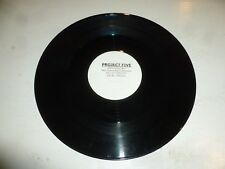 "PROJECT FIVE - Fallout Boy - Hullucination Generation - UK 12"" White Label"