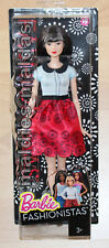 Barbie Fashionistas Glam Party Ruby mit rotem Rock DGY61 NEU/OVP Puppe