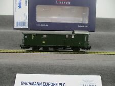 Liliput H0 L334406 Güterwagen Packwagen Pw3 Pr11 der DB Ep.III in OVP