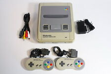 Super Famicom Console Nintendo SFC Complete Bundle SNES Japan Import US Seller D