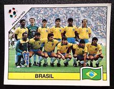 Brazil Team Panini Italia 90 Football Sticker 1990 World Cup #194