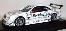 Minichamps 1/43 Scale 400 003724 Mercedes CLK DTM 2000 Team Rosberg P. Lamy