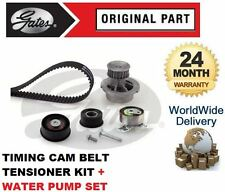 FOR OPEL VAUXHALL ASTRA 1.4 1.6 1998-2005 LPG TIMING CAM BELT KIT + WATER PUMP