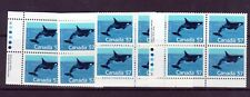 Canada #1173i Very Fine Never Hinged Match Set