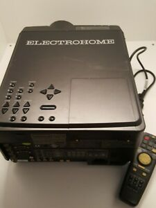 Electrohome Conference Room Projector Model: EPS1024 Super