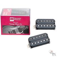 Seymour Duncan Vintage Blues '59 Guitar Pickup Set SH1-B SH1-N Black Neck Bridge