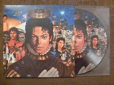"LP.10"" MICHAEL JACKSON.KING OF POP.PICTURE DISC.25CM.6 TITR..FAN C.BRAZIL.+COVER"