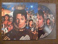 """LP.10"""" MICHAEL JACKSON.KING OF POP.PICTURE DISC.25CM.6 TITR..FAN C.BRAZIL.+COVER"""