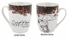 """PEANUTS-TAZZA SNOOPY - """"coffee is not just a drink..."""" D. commercianti"""