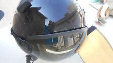 HGU/84P Extra Large MFG Gentex Single Visor Helicopter Pilot Helmet Dated 2009