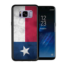 Texas Grunge Flag For Samsung Galaxy S8 2017 Case Cover by Atomic Market