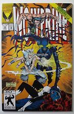 Wolverine #52 1992 (C5551) Crunch Conundrum Part 2 - 1st App. of Plasma Wraiths