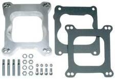 Carburetor Adapter Holley to Quadrajet Q-Jet Spread Bore Square Bore Edelbrock