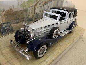 Matchbox. Models Of Yesteryear. Y-34B 1933 Cadillac 452 V16. Bright White.
