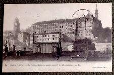 CPA. BAR LE DUC. 55 - Le Collège St Louis, ancien couvent des Dominicains. 1915.