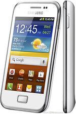 2 Pellicola OPACA per Samsung Galaxy Ace Plus S7500 Protettiva Pellicole MATT