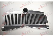 Universal Twin Turbo Intercooler Bar & Plate 2-Inlet 1-Outlet 180x610x90