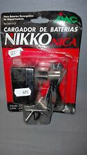 NIKKO NICA CARGADOR DE BATERIAS NIQUEL/CADMIO REF 04012127 NUEVO