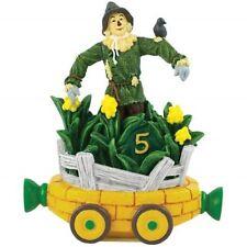 Wizard of Oz Scarecrow Birthday Train No. 5 Figurine