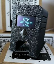 More details for crypto currency coin ticker tracker - bitcoin- wifi - real time price 6500+coins