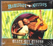 Slack Key Circus by Barefoot Natives Willie K & Eric Gilliom-CD- BRAND NEW
