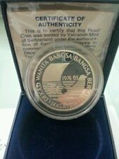 Willie: Malaysia 1985 Rm25 Dekad Wanita Proof Coin