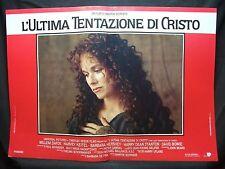 FOTOBUSTA CINEMA - L'ULTIMA TENTAZIONE DI CRISTO - W. DAFOE - 1988 -RELIGIOSO-08