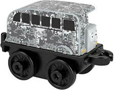 Thomas & Friends Minis - Camo Bertie (4cm Bus) - (Bagged Collectable Train) #223