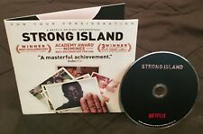 STRONG ISLAND Emmy Consideration DVD complete documentary Yance Ford Netflix FYC