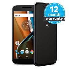 Motorola Moto G 4th Generation - 16GB - Black (Tesco) Smartphone