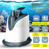 Submersible Water Pump Aquarium Home Garden Fish Pond Tank Fountain     **%