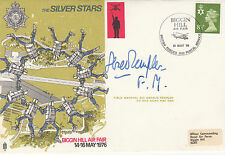 AD 17 The Silver Stars  Signed by Field Marshal Sir Gerald Templer WW1 Veteran