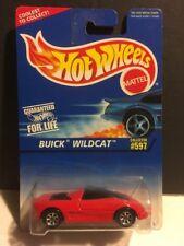 1996 Hot Wheels #597  Buick Wildcat - 18366