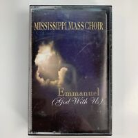 Mississippi Mass Choir Emmanuel (Cassette)