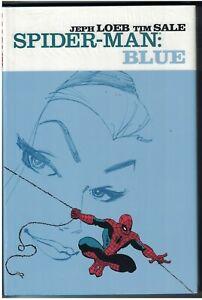 SPIDER-MAN BLUE HC Hardcover 2003 Jeph Loeb Tim Sale Mary Jane OOP SEALED NM