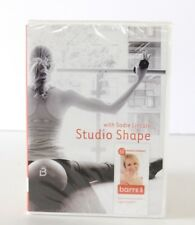 Studio Shape W/Sadie Lincoln 60 Min Workout Barre 3 DVD
