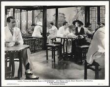 Shanghai Loretta Young Charles Boyer 1935 Original Promo Photo