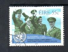 IRELAND USED 2008 SG1901 50TH ANV THE FIRST IRISH DEFENCE FORCES MISSION