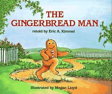 The Gingerbread Man by Eric A Kimmel