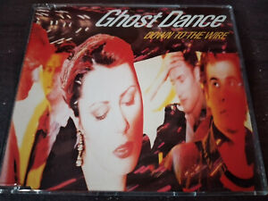 THE GHOST DANCE - Down To The Wire CD Maxi Single / Goth Rock / Dark Wave