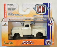 M2 MACHINES GROUND POUNDERS 1954 CHEVROLET 3100 TRUCK R15