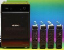 Netgear ReadyNAS Pro 4 RNDP4000-100NAS 12TB Unified Storage System, Diskless
