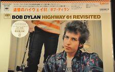 "Bob DYLAN Highway 61 Revstd BLOOMFIELD 2018 JAPAN 12"" VINYL LP Record NEW KOOPER"