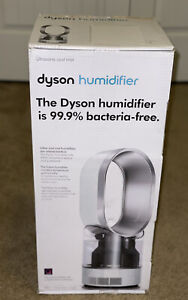 New Sealed Dyson AM10 Ultrasonic Cool Mist Humidifier w/Hygienic Mist Purifier.!