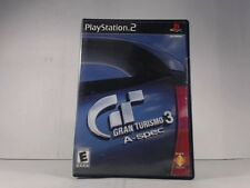 GRAN TURISMO 3 --- PLAYSTATION 2 PS2 Complete CIB w/ Box, Manual