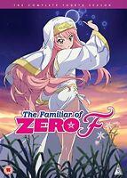 Familiar Of Zero:F S4 Collection [DVD][Region 2]