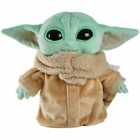 "Star Wars Mandalorian The Child 8"" Plush Baby Yoda Doll Mattel Super Soft NWT"