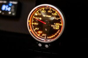 OBD2 Water Temperature Gauge Meter fits BMW E46 E60 E90 E92 X3 X5 120 130 320