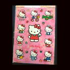 Sanrio Hello Kitty Magnet Sheet Charm School home kitchen fridge kids ladies